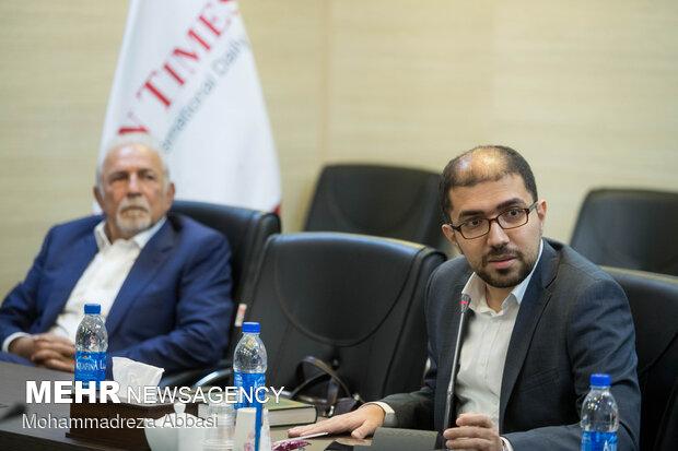 سید مصطفی حسینی نویسنده کتاب عراقی را بکش