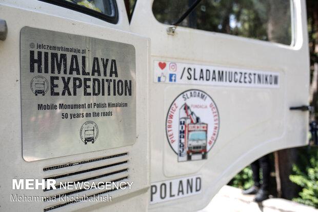کامیون کوهنوردان لهستانی