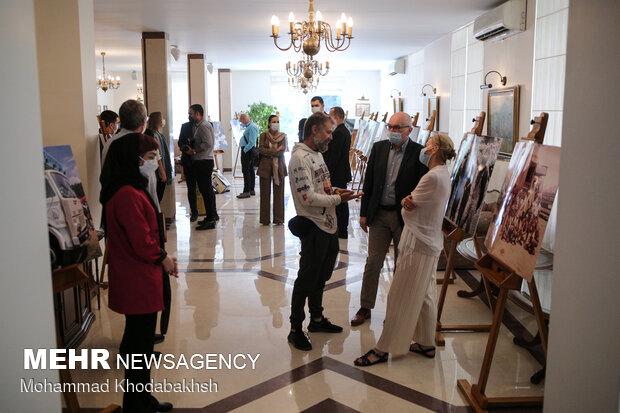 """برگزاری نمایشگاه  """"تاریخ کوهنوردی لهستان"""" ذر سفارت کشور لهستان در تهران"""