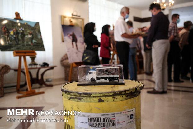 """برگزاری نمایشگاه  """"تاریخ کوهنوردی لهستان"""" در سفارت کشور لهستان در تهران"""