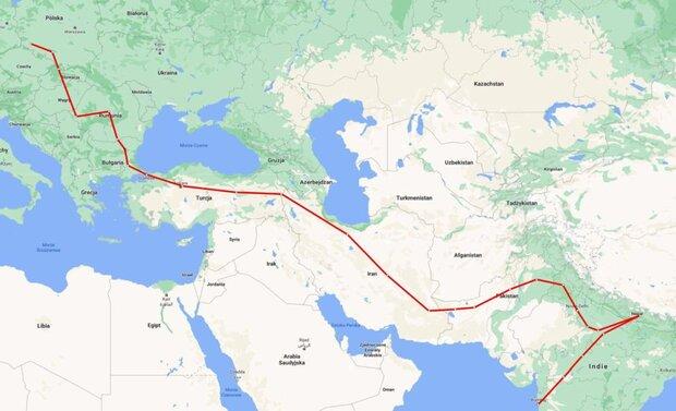 Polish travelers cross Iran on their expedition to Himalayas