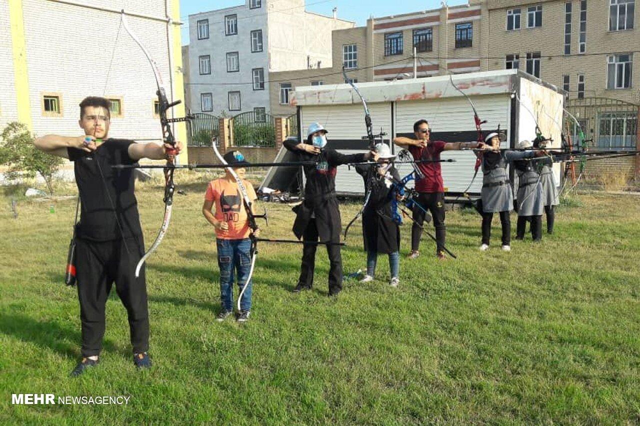 اردبیل میزبان اردوی کمانداران ملی پوش/همه چیز برای میزبانی مهیاست