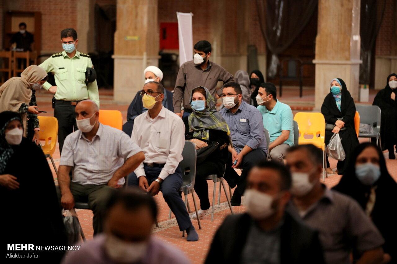 نسخه تکمیل واکسیناسیون تهرانی ها/۲۵۶۰ واکسیناتور نیاز است