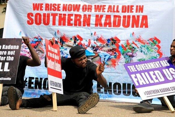 ربوده شدن ۱۸ نفر در حمله افراد مسلح به روستایی در شمال نیجریه