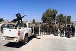 ورود ارتش سوریه به منطقه جدید در درعا