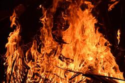 سیطره دود و آتش در جنگل های کردکوی/عملیات اطفاء به روز سوم رسید