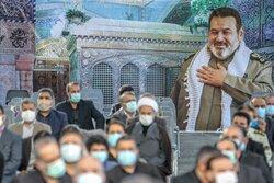 مراسم چهلمین روز درگذشت سرلشکر فیروزآبادی برگزار شد
