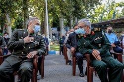 مراسم یادبود سرلشکر فیروزآبادی