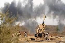 Saudi coalition launches artillery attack on Yemen's Saada