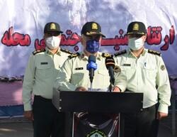 کشف ۲۵۰ میلیارد ریال انواع کالای قاچاق در غرب استان تهران