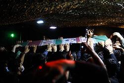 Funeral for holy shrine defender in Tehran