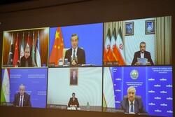 افغانستان کے 6 ہمسایہ ممالک کے وزراء خارجہ کا مشترکہ اعلامیہ جاری