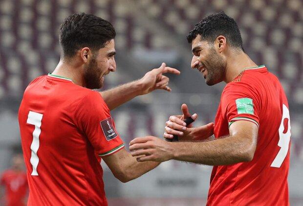 Iran 3-0 Iraq: easy win in Asian Qualifiers