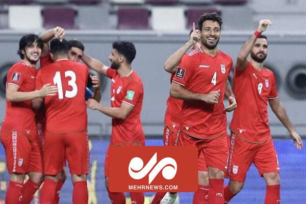 VIDEO: Highlights of Iran-Iraq match at 2022 Asian Qualifiers