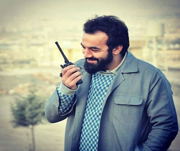 شهید مدافع حرم مرتضی کریمی