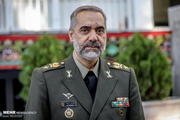 نجاح مجموعة الـ 75 البحرية جسّدت للجميع عزة ايران واقتدارها