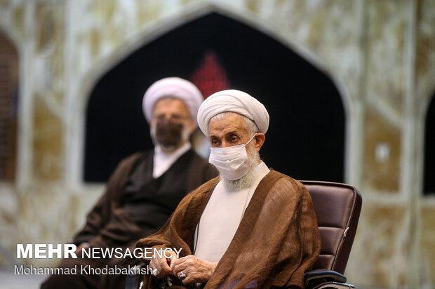 حجت الاسلام و المسلمین کاظم صدیقی در سومین اجلاس بین المللی فعالان مهدوی
