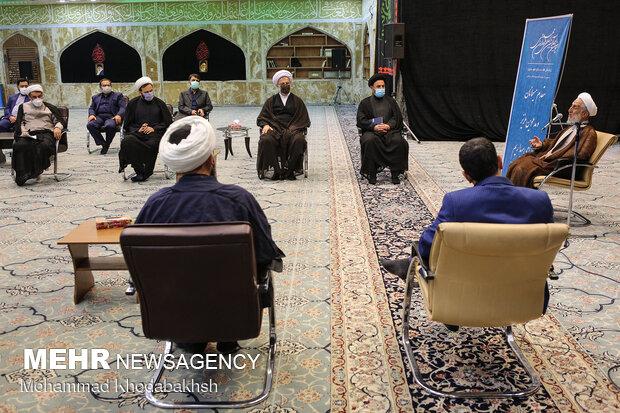 سخنرانی حجت الاسلام و المسلمین کاظم صدیقی در سومین اجلاس بین المللی فعالان مهدوی