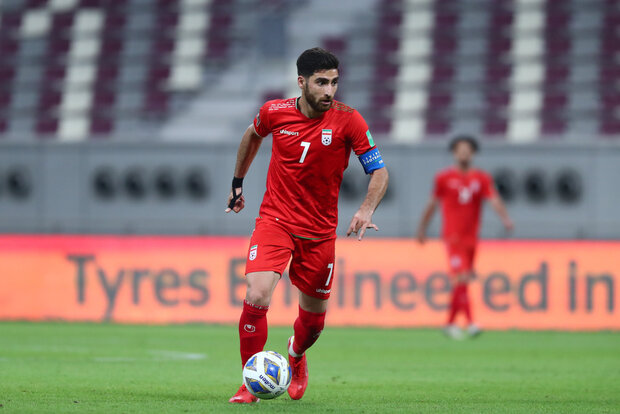 Feyenoord to go to Occupied Lands without Jahanbakhsh