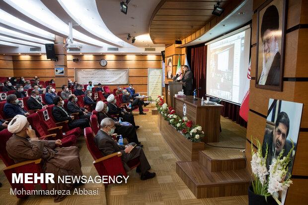مراسم معارفه رئیس بنیاد مسکن انقلاب اسلامی