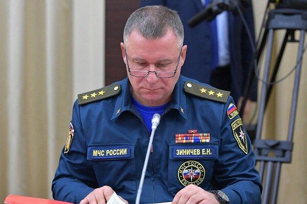 Rusya Acil Durumlar Bakanı tatbikatta hayatını kaybetti