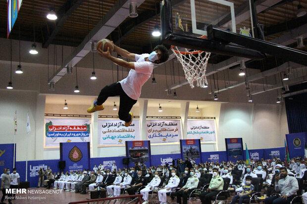 قهرمانی ایران در ششمین دوره رقابت های بین المللی جام دریا