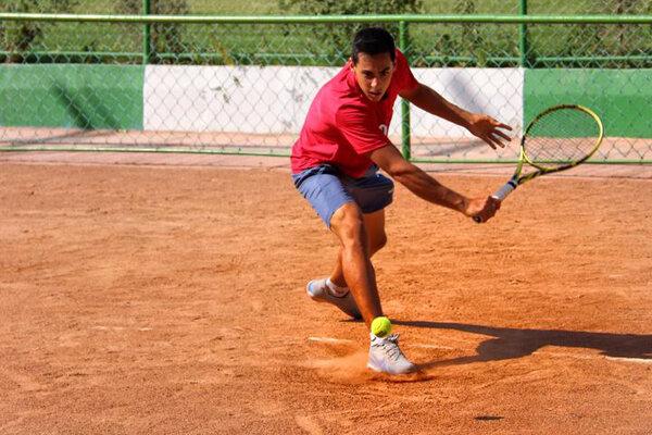 هشت تیم لیگ برتر تنیس مشخص شدند
