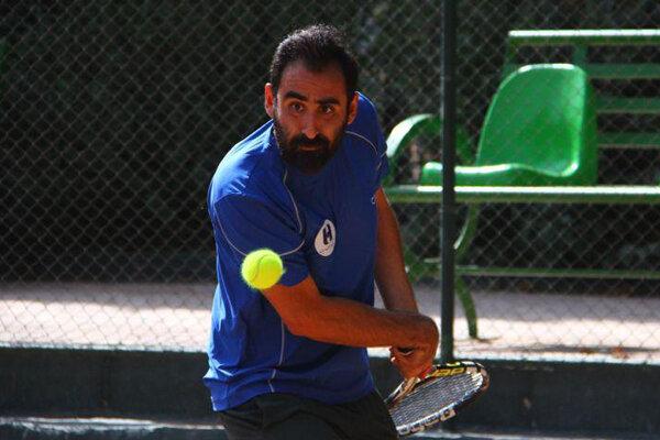 فینالیست های لیگ تنیس ایران مشخص شدند