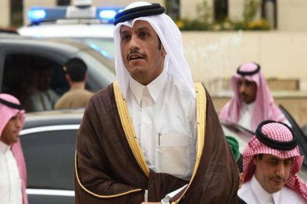 Qatari FM due in Tehran to discuss bilateral ties