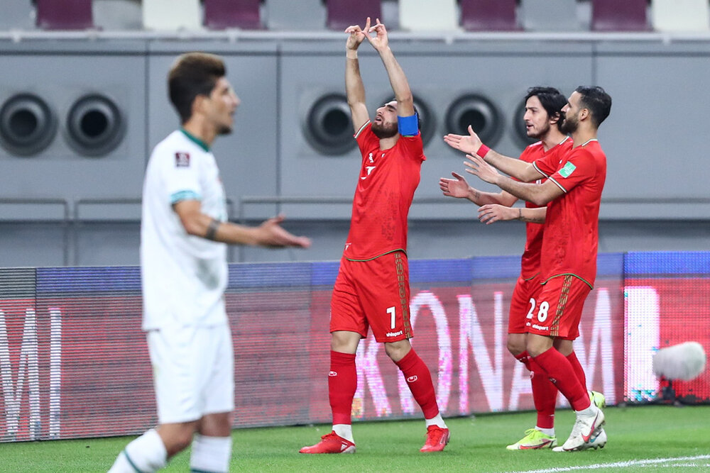 Iran again on high of Asian in FIFA rating