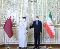 وزير الخارجية القطري يلتقي نظيره الإيراني اليوم الخميس