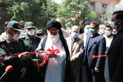 افتتاح بیمارستان حاد تنفسی ۱۱۰ تختخوابی در مشهد