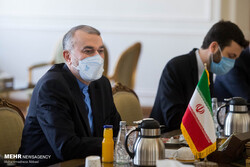 «امیرعبداللهیان» از وزیر خارجه لبنان جهت سفر به تهران دعوت کرد