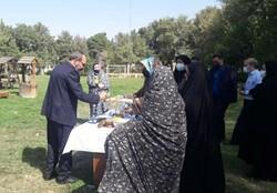 برگزاری اولین جشنواره اقوام ایرانی ویژه مددجویان اندرزگاه نسوان