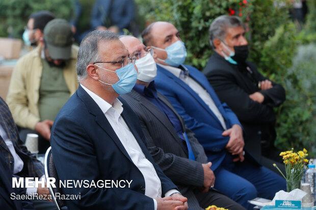 علیرضا زاکانی شهردار تهران