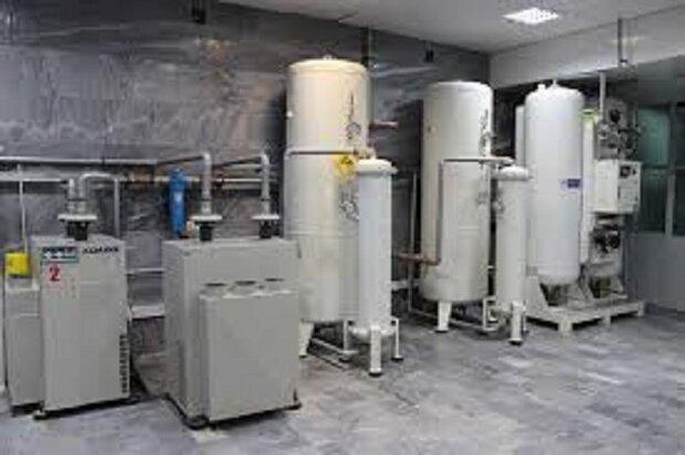 بهرهبرداری از سه اکسیژنساز اهدایی سپاه به بیمارستانهای مشهد