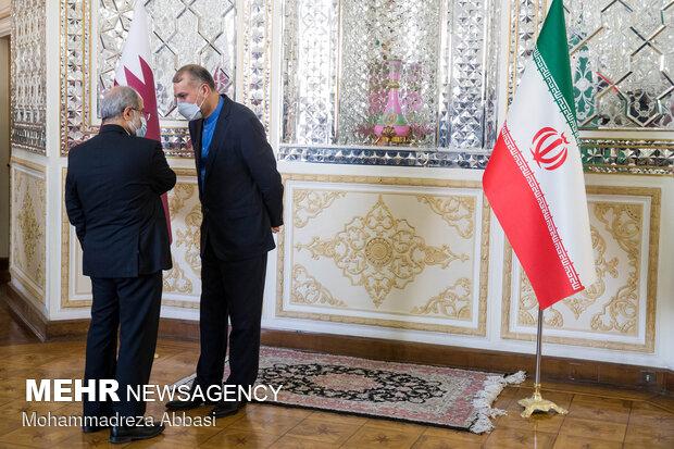 حسین امیر عبداللهیان وزیر امور خارجه ایران