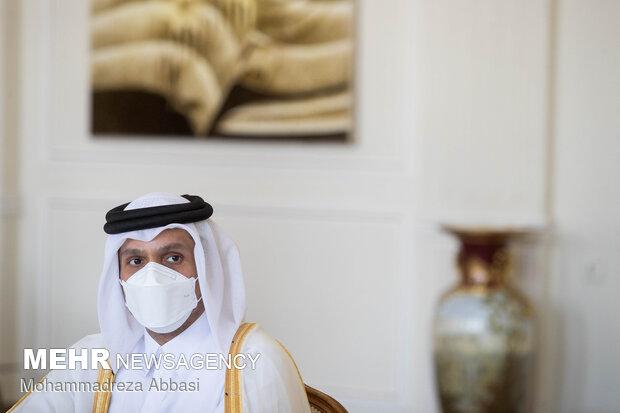 محمد بن عبدالرحمن آل ثانی وزیر امور خارجه قطر