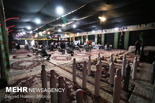 افتتاح بیمارستان حاد تنفسی 110 تختخوابی در مشهد