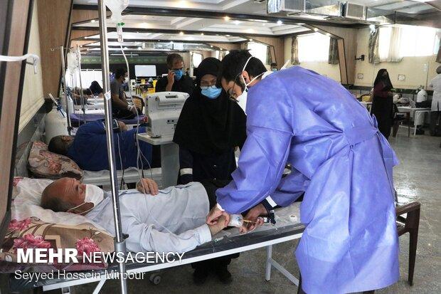۶۵ بیمار جدید کرونایی در شاهرود و میامی شناسایی شد
