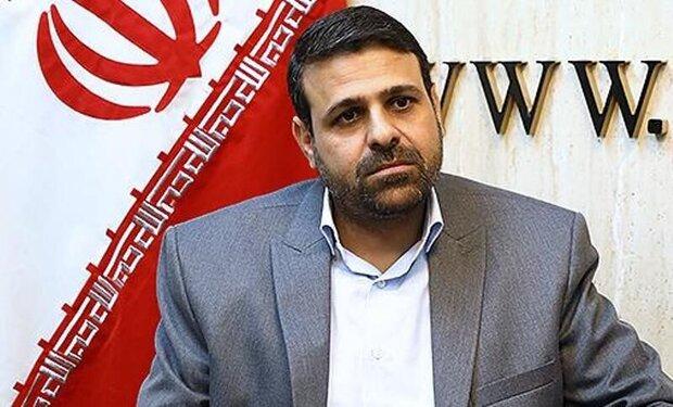 احمد نادري يؤكد على ضرورة رفع الحظر الامريكي الاحادي الجانب