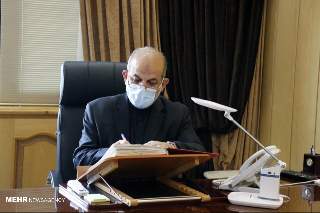 وزیر کشور: «طریقت منفرد» مدیری انقلابی در نظام سلامت کشور بود