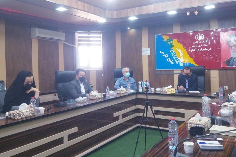 زیرساختهای بندری در شهرستان گناوه تقویت شود