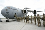 Three US combat units to leave Iraq by Sep. end