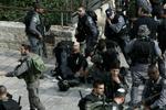درگیری نظامیان صهیونیست با فلسطینیان/ یک فلسطینی شهید و ۲۸ تن زخمی شدند