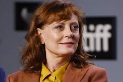 سوزان ساراندون بازیگر یک سریال درام شد/ نقش رهبر یک گروه موسیقی