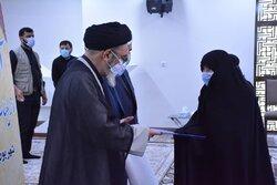 آیین تجلیل از هیئات مذهبی تبریز