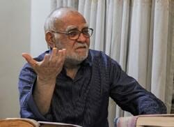 حیدر رحیمپور جز «نویسنده منتقد» امضائی نداشت/ «استاد دردمندی» و «مرد همیشه نگران خلق» بود