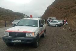 سانحه رانندگی در آزادشهر ۶ مصدوم بر جا گذاشت