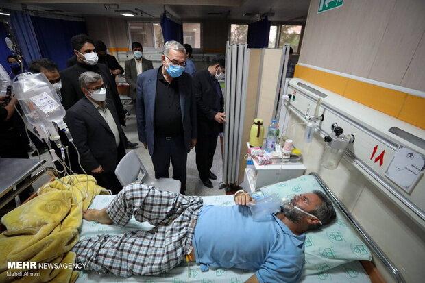 سفر وزیر بهداشت به زنجان